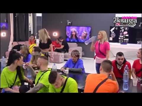 🗨Zadruga 4🗨 Tomovic PLJUJE PRODUKCIJU 🤨🤨🤨 - TRIBUN TOROS TV