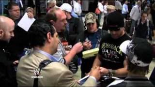 Shawn Michaels WrestleMania Diary Videos