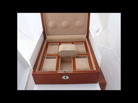 Watch Display Boxes - Brisbane Vintage Watches Rocks! - Archie Highly Recommends
