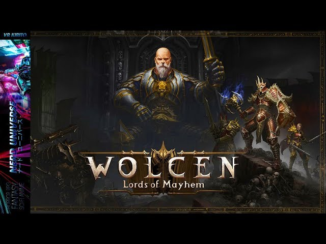Wolcen: Lords Of Mayhem - Full Mage - Akt 1 ✩ Deutsch ✩ 1440p ✩ PC