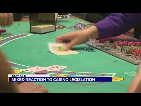 Bristol, Va. Residents React To Passage Of Casino Gaming Legislation