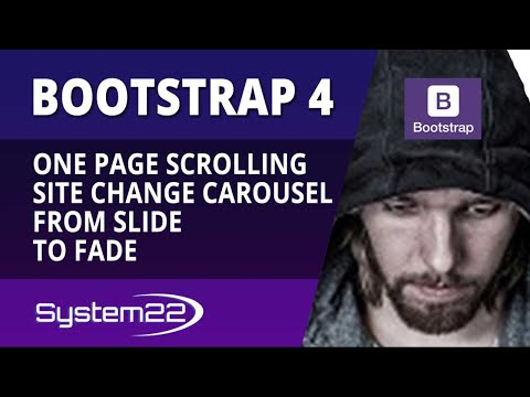 bootstrap 4 web design | Nikkies Tutorials