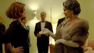 Watch Feud: Bette and Joan's Backstage Tracking Shot at the Oscars