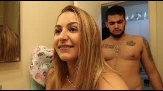 Download Video OUR MORNING ROUTINE AS A COUPLE!! (TRYING TO MAKE A BABY EDITION) MP3 3GP MP4