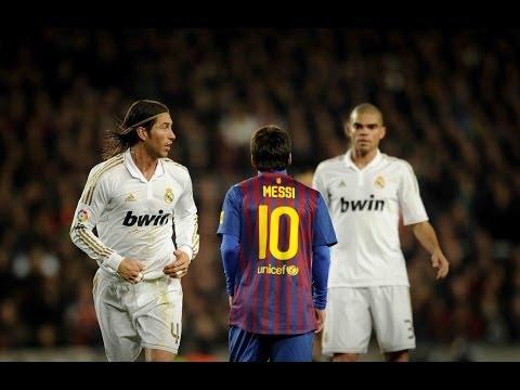Lionel Messi Vs. Sergio Ramos