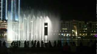 Dubai Fountain best show