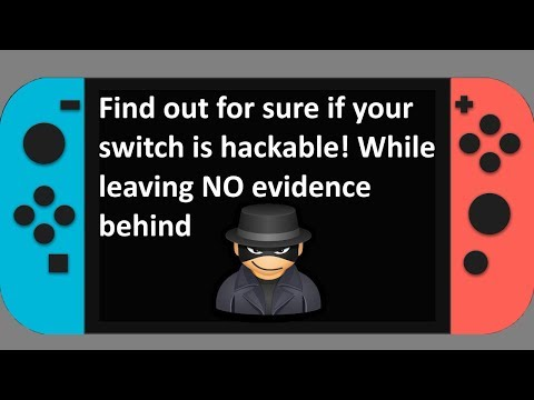 Switch Tutorial - DEFINITIVELY test if a switch is hackable with NO traces left behind thumbnail