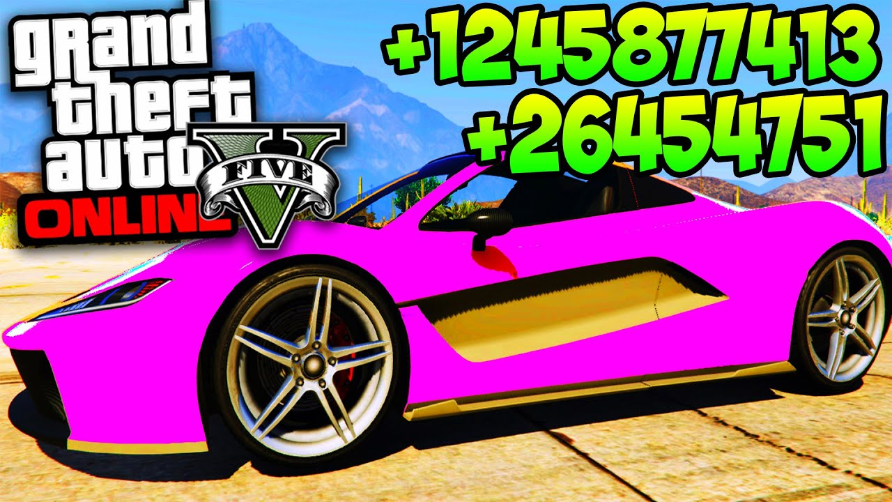 how to make free money in gta 5 online
