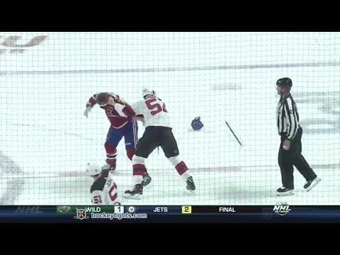 Brandon Baddock vs Nicolas Deslauriers Sep 17, 2018