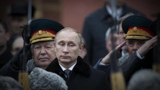 Ukraine Crisis: Russia Launches Missiles