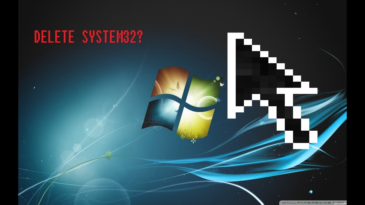 Delete Windows With 1 Command