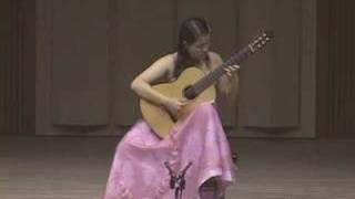 Bach Prelude, Allegro - Presto played by Su Meng
