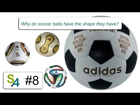 The shapes of soccer balls | Relativity 8