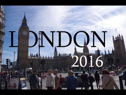 London 2016 [slideshow]
