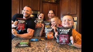 Best Jerky Ever? Branch Warren Wicked Cutz Jerky Review