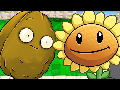 Plants VS Zombies - HOW TO BEAT ALL THE MINIGAMES!