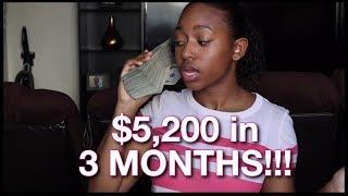 3 Month Update | 6 Month $20 Money Saving Challenge