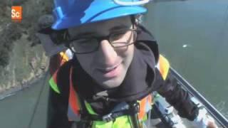 Build It Bigger - Danny Climbs The Bay Bridge - Part 2