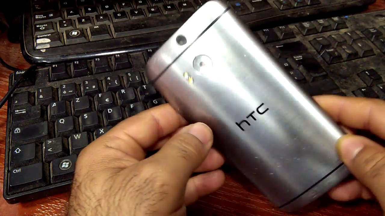 how to flash htc M8 SD card