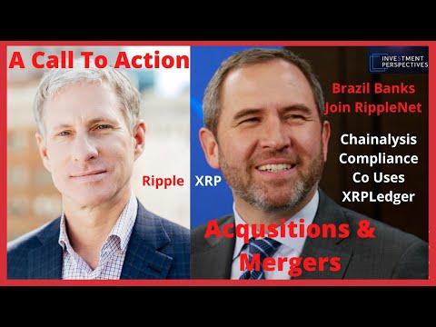 ripple/xrp-chris-larsen-call-to-action,brazil-bank-joins-ripplenet-and-chainalysis-uses-xrpledger