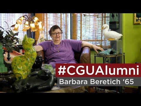 #CGUAlumni: Barbara Beretich