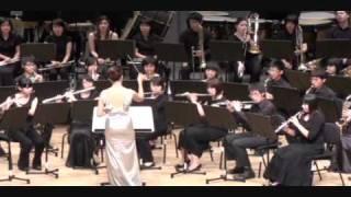 國立台中文華高中校友管樂團第13屆定期音樂會.