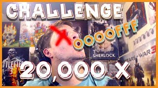 😝 ROBLOX CHALLENGE: SAYING OOF 20,000 TIMES😵