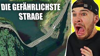 Die gefährlichsten Straßen der WELT!! 😨