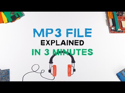 How MP3 File Works | MP3 Compression Explained In 3 Minutes