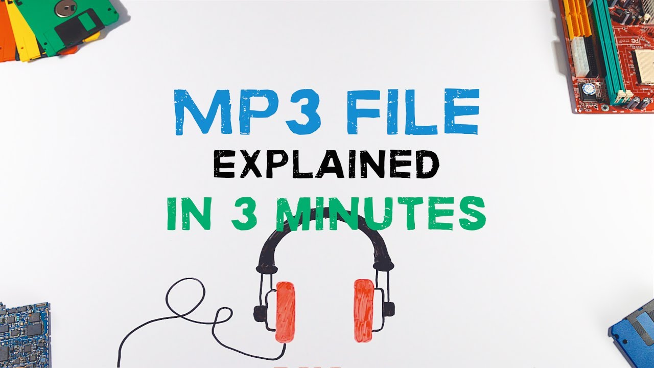 How MP3 File Works   MP3 Compression Explained In 3 Minutes