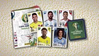 Spot lanzamientos del álbum Copa América 2019