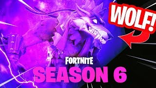 DE DERDE TEMPORADA 6 TEASER! BATTLE PASS TEMPORADA 6 GIVEAWAY! Battle Royale do Fortnite LIVE