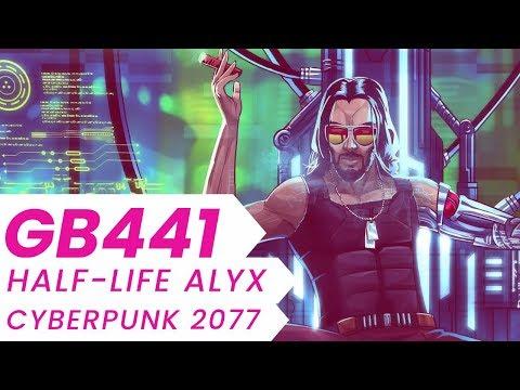Gamesblender № 441: Cyberpunk 2077 / Half-Life: Alyx / Darksiders Genesis / Impostor Factory
