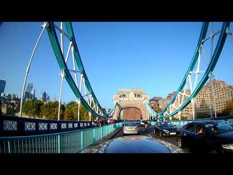 Tower Bridge to Mansell street