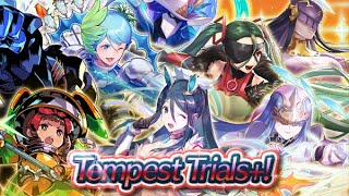 Thoughts on Itsuki + Chill Res seals in Mirage Vortex Tempest Trials - Fire Emblem Heroes