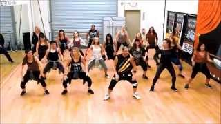 "Dance Craze: Too Short ""Shake That Monkey"" choreography by Cesar"