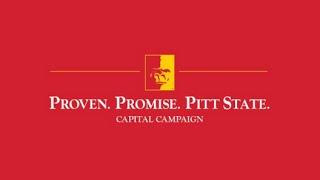 Proven. Promise. Pitt State. - Dr. Steven A. Scott