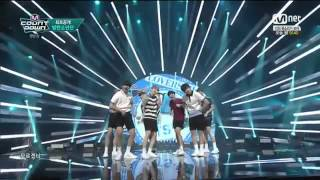 Comeback Stage 150430 BTS 방탄소년단 Lovers High M Countdown