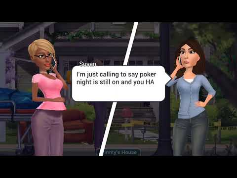 Desperate Housewives The Game Mobile Gameplay (IOS / ANDROID)