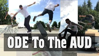 ODE to the AUD 2016 | Skateboard Contest