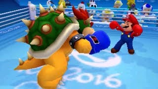 Mario and Sonic at the Rio 2016 Olympic Games - All Events