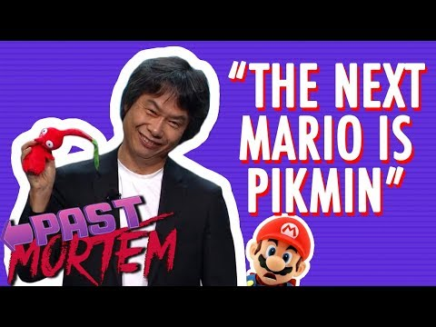 Why Does Miyamoto Love Pikmin So Much? | Mini Mortem [SSFF]