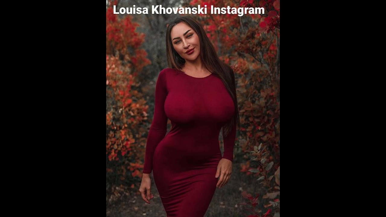 Louisa Khovanski Woman Bikini