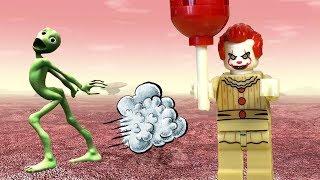 LEGO Dame Tu Cosita Stop-Motion Parody Dance Video