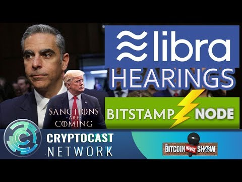 Senate banking committee hearing on cryptocurrencies