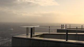 Penthouse #2 Rotterdam. Maak het zo mooi als je kan! Ennik Interieur   (edit: Jukka vision)