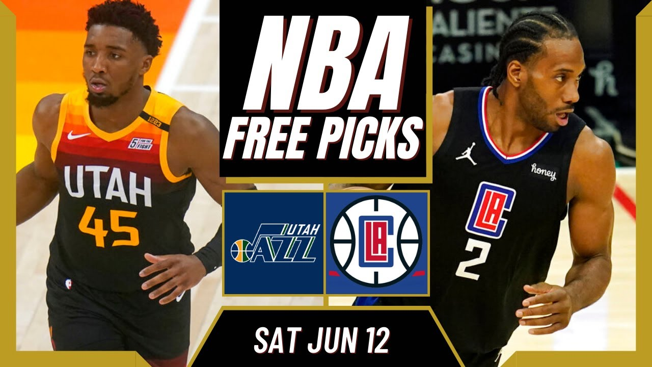 Jazz vs Clippers Game 4 Odds, Lineups, Picks & Injury Report
