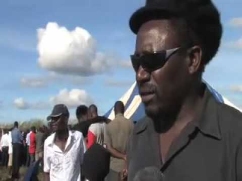 Sam Mtukudzi and Owen Chimhare - The Last Goodbye.mov