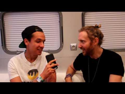Interview David Guetta - Soonvibes