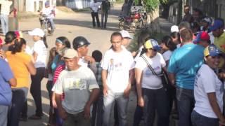 """Caminata con """"Jacinto Alcalde"""" en las Marias I"""